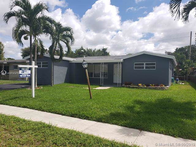 3321 N 66 Ave, Hollywood, FL 33024 (MLS #A10741479) :: Ray De Leon with One Sotheby's International Realty