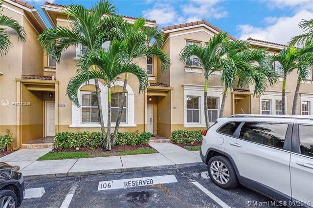 15732 SW 41st St #106, Miramar, FL 33027 (MLS #A10741549) :: The Riley Smith Group