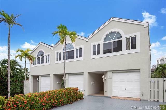 3789 NE 168th St C, North Miami Beach, FL 33160 (MLS #A10741598) :: The Riley Smith Group