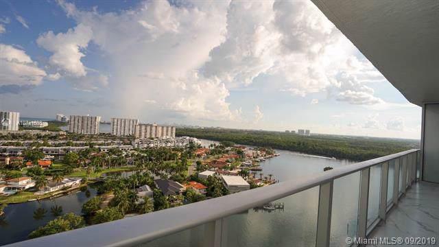 330 Sunny Isles Blvd 5-1706, Sunny Isles Beach, FL 33160 (MLS #A10741603) :: The Paiz Group