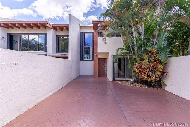 7861 SW 106th Ave #7861, Miami, FL 33173 (MLS #A10741631) :: Grove Properties