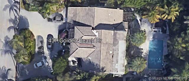 437 Golden Beach Dr, Golden Beach, FL 33160 (MLS #A10741648) :: ONE Sotheby's International Realty