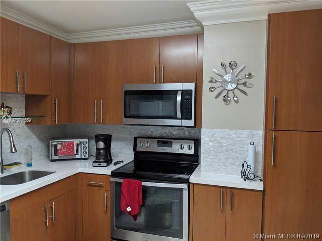 2821 N Miami Beach Blvd 6M, North Miami Beach, FL 33160 (MLS #A10741659) :: Grove Properties