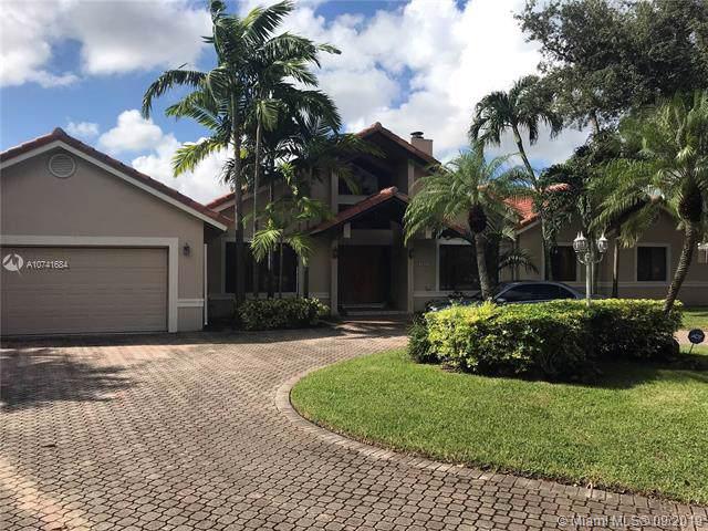 11924 SW 101st Ter, Miami, FL 33186 (#A10741684) :: Dalton Wade