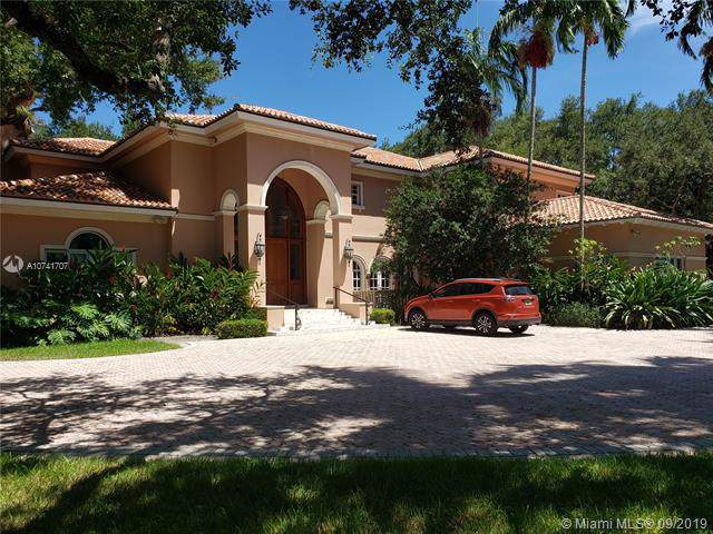 11001 Old Cutler Rd, Coral Gables, FL 33156 (MLS #A10741707) :: Ray De Leon with One Sotheby's International Realty