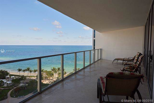 3101 S Ocean Dr #1203, Hollywood, FL 33019 (MLS #A10741721) :: United Realty Group