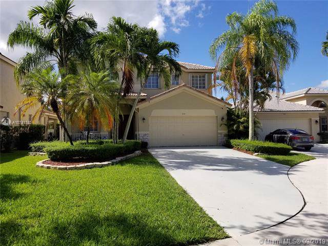 838 Vista Meadows Dr, Weston, FL 33327 (MLS #A10741740) :: The Riley Smith Group