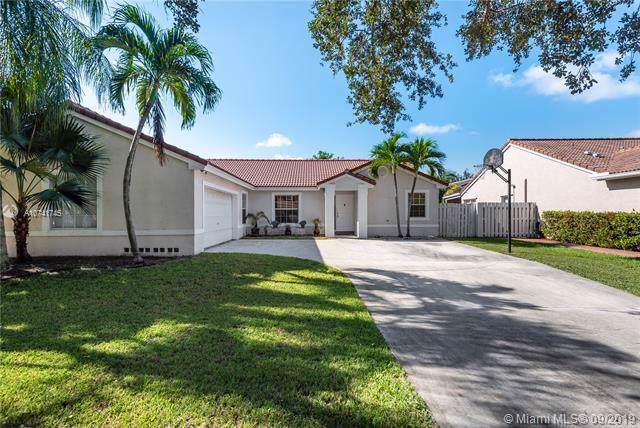 13310 SW 17th Ct, Miramar, FL 33027 (MLS #A10741745) :: The Riley Smith Group