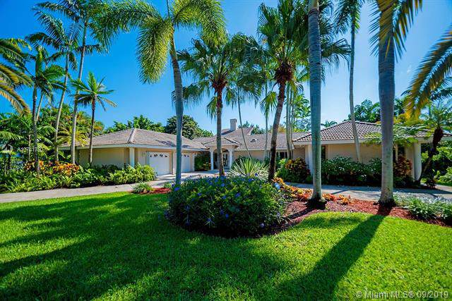 13035 SW 81st Ave, Pinecrest, FL 33156 (MLS #A10741750) :: The Maria Murdock Group