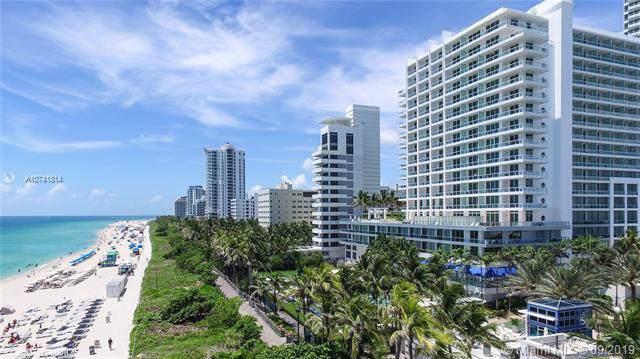 4391 Collins Ave #620, Miami Beach, FL 33140 (MLS #A10741814) :: Lucido Global