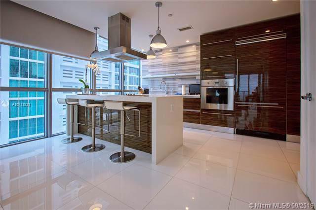 1100 Biscayne Blvd #3001, Miami, FL 33132 (MLS #A10741824) :: Prestige Realty Group