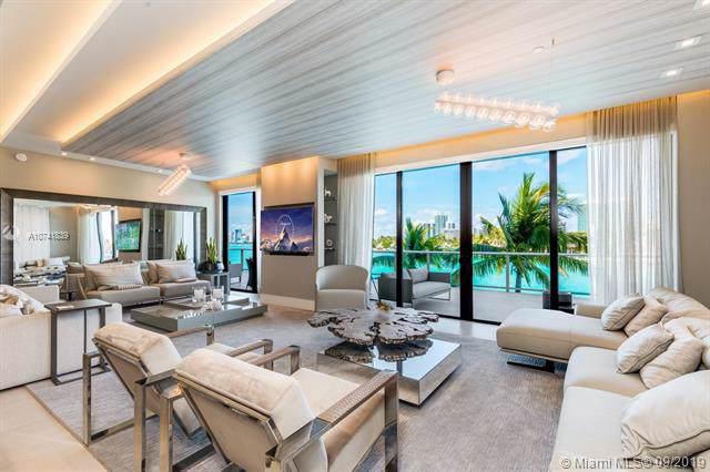 10201 E Bay Harbor Dr #206, Bay Harbor Islands, FL 33154 (MLS #A10741839) :: Green Realty Properties