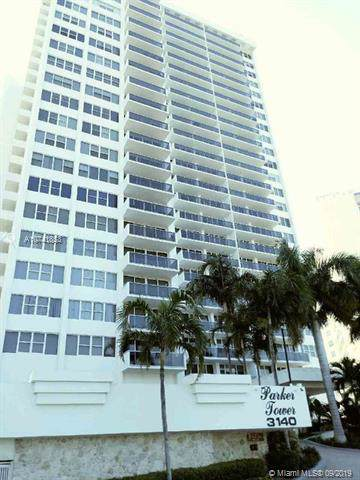 3140 S Ocean Dr #1202, Hallandale, FL 33009 (MLS #A10741853) :: United Realty Group