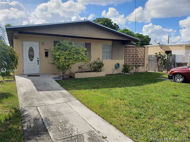 4140 E 9th Ct, Hialeah, FL 33013 (MLS #A10741861) :: The TopBrickellRealtor.com Group