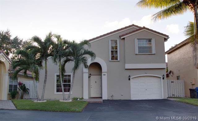 1239 NW 126th Ave, Sunrise, FL 33323 (MLS #A10741994) :: The Jack Coden Group