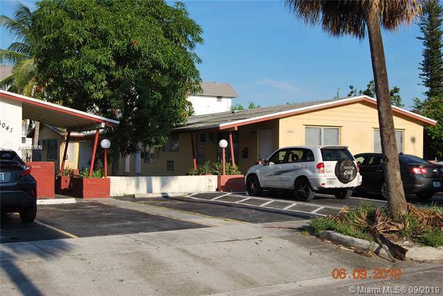 16031 NE 18th Pl, North Miami Beach, FL 33162 (#A10741999) :: Dalton Wade