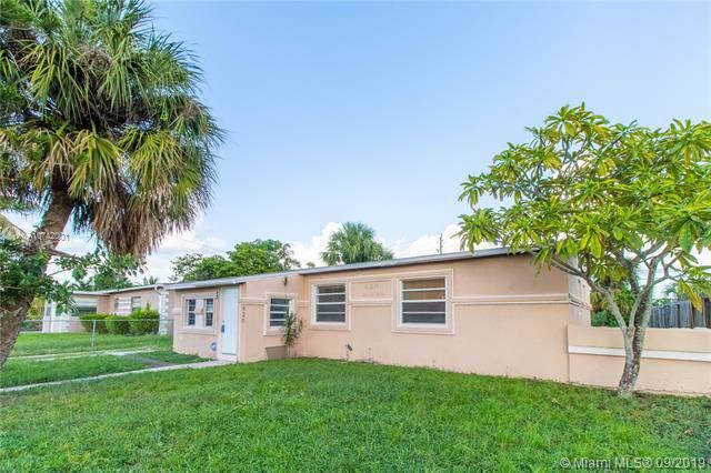 420 NW 30th Ter, Fort Lauderdale, FL 33311 (MLS #A10742001) :: Grove Properties