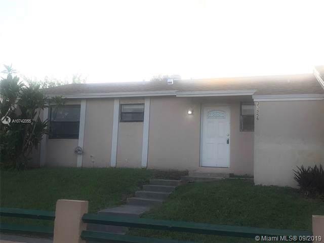 20856 Snapper Pl, Cutler Bay, FL 33189 (MLS #A10742055) :: The TopBrickellRealtor.com Group