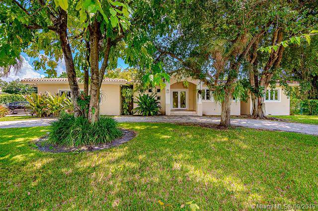 10851 SW 61st Ave, Pinecrest, FL 33156 (MLS #A10742058) :: Green Realty Properties