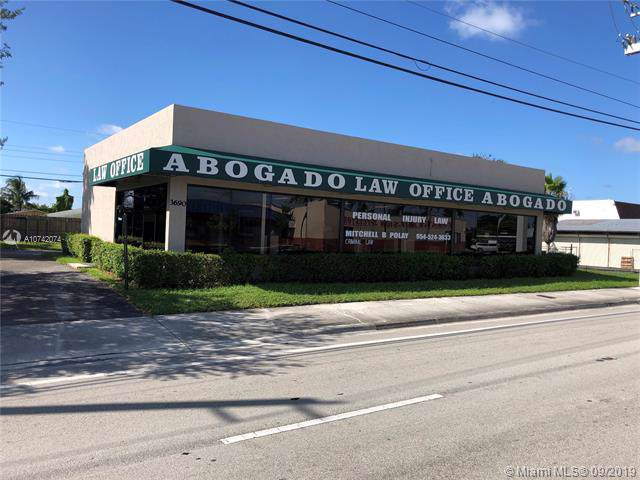3690 Davie Blvd, Fort Lauderdale, FL 33312 (MLS #A10742074) :: The Teri Arbogast Team at Keller Williams Partners SW