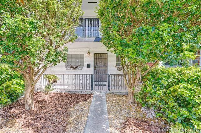 2181 NE 122nd St #2181, North Miami, FL 33181 (MLS #A10742192) :: Green Realty Properties