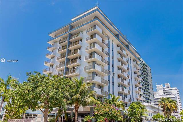 245 18th St #403, Miami Beach, FL 33139 (MLS #A10742228) :: Ray De Leon with One Sotheby's International Realty