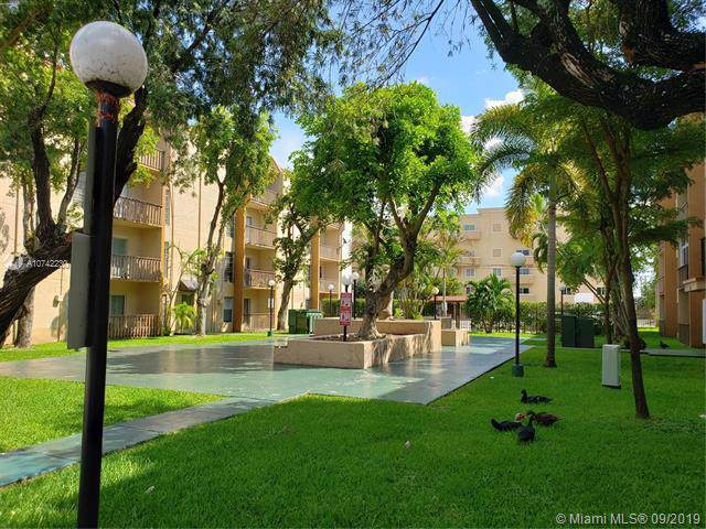 4845 NW 7th St 201-5, Miami, FL 33126 (MLS #A10742230) :: The TopBrickellRealtor.com Group