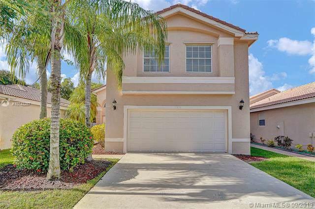17456 SW 20th St, Miramar, FL 33029 (MLS #A10742287) :: The Riley Smith Group