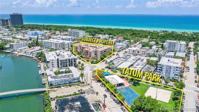 8101 Byron Ave #403, Miami Beach, FL 33141 (MLS #A10742290) :: Green Realty Properties