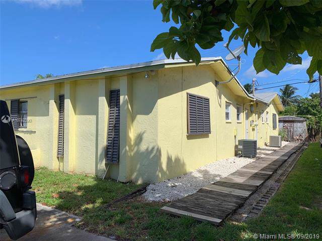 6305 Polk St, Hollywood, FL 33024 (MLS #A10742390) :: Patty Accorto Team