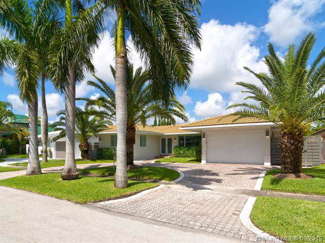 12930 Oleander Rd, North Miami, FL 33181 (#A10742398) :: Dalton Wade
