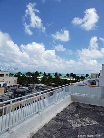 865 Collins Ave #301, Miami Beach, FL 33139 (#A10742448) :: Dalton Wade