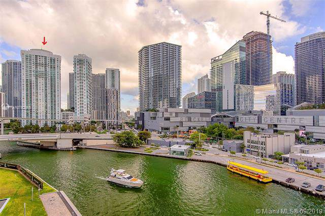 31 SE 5th Street #1211, Miami, FL 33131 (MLS #A10742465) :: The Jack Coden Group