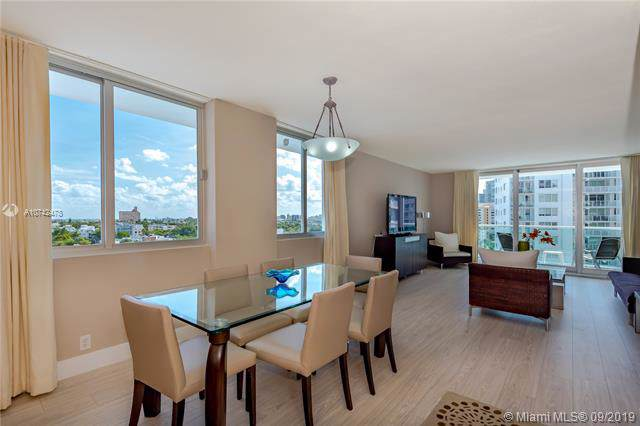 1000 West Ave #802, Miami Beach, FL 33139 (#A10742478) :: Dalton Wade