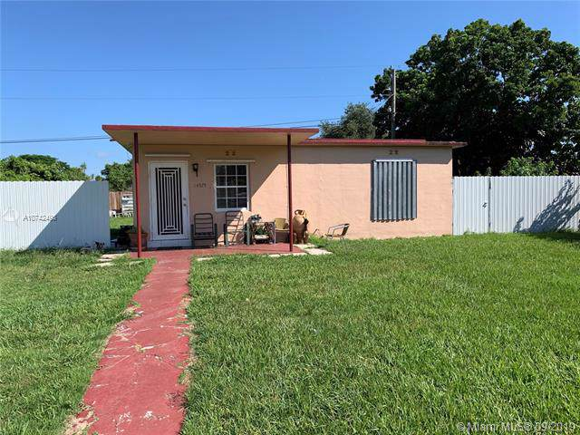 14975 Leisure Dr, Homestead, FL 33033 (#A10742495) :: Dalton Wade