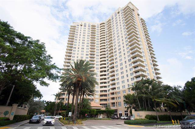 19501 W Country Club Dr #207, Aventura, FL 33180 (MLS #A10742575) :: Grove Properties