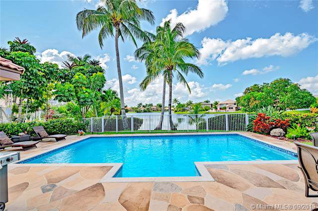 17308 SW 8th St, Pembroke Pines, FL 33029 (MLS #A10742705) :: The Riley Smith Group