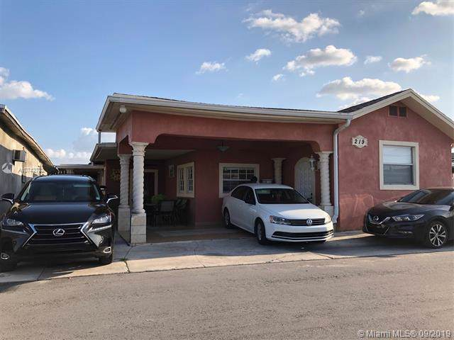 12401 W Okeechobee Rd, Hialeah Gardens, FL 33018 (MLS #A10742732) :: RE/MAX Presidential Real Estate Group
