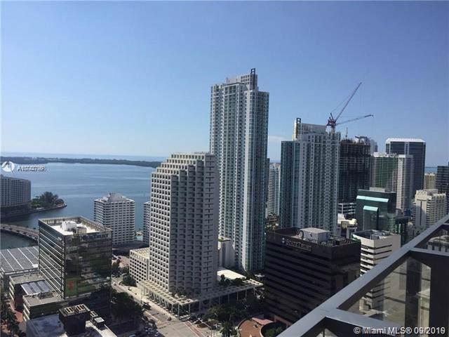 68 SE 6th St #2201, Miami, FL 33131 (MLS #A10742799) :: Grove Properties