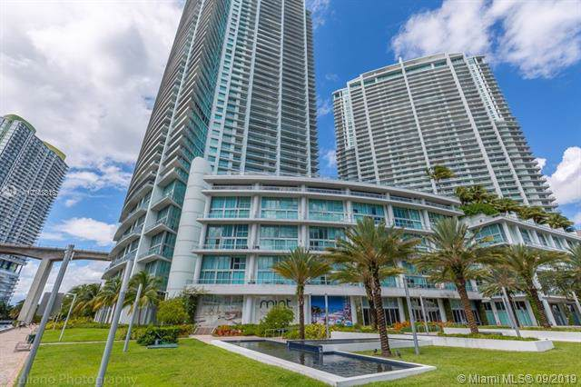 92 SW 3rd St #4309, Miami, FL 33130 (MLS #A10742813) :: ONE Sotheby's International Realty
