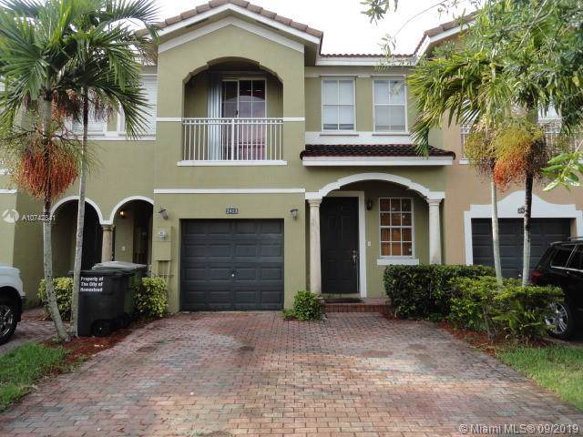 2413 SE 14th St -, Homestead, FL 33035 (MLS #A10742841) :: The Maria Murdock Group