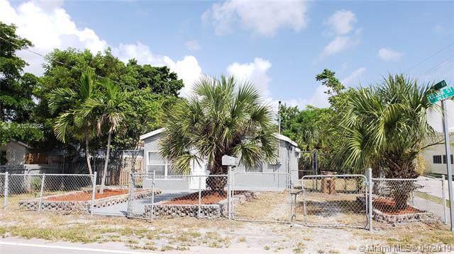 109 NW Eller St, Deerfield Beach, FL 33441 (MLS #A10742896) :: The Kurz Team