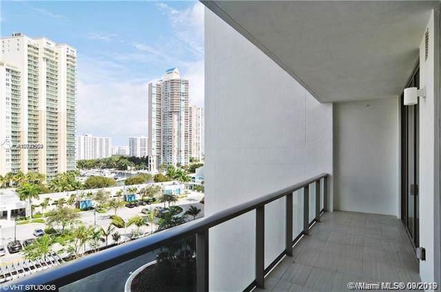 3300 NE 188 Street #611, Aventura, FL 33180 (MLS #A10742924) :: ONE Sotheby's International Realty