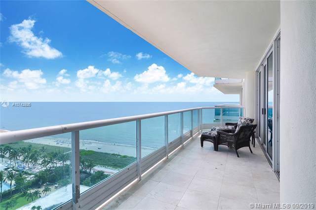5025 Collins Ave #1604, Miami Beach, FL 33140 (MLS #A10742926) :: Lucido Global