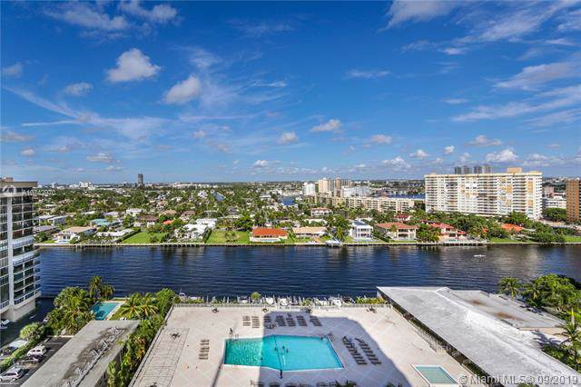 1985 S Ocean Dr 15E, Hallandale, FL 33009 (MLS #A10742970) :: United Realty Group