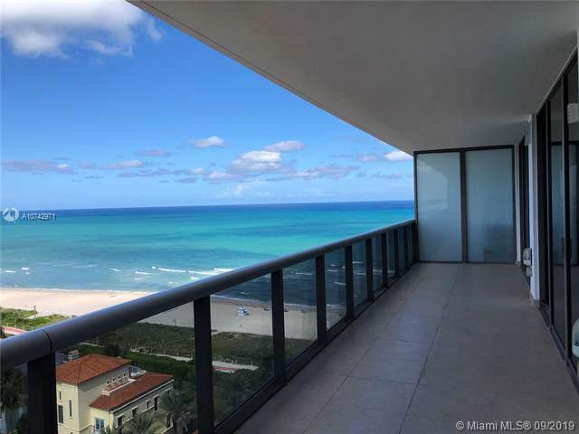 5875 Collins Ave #1605, Miami Beach, FL 33140 (MLS #A10742971) :: Lucido Global
