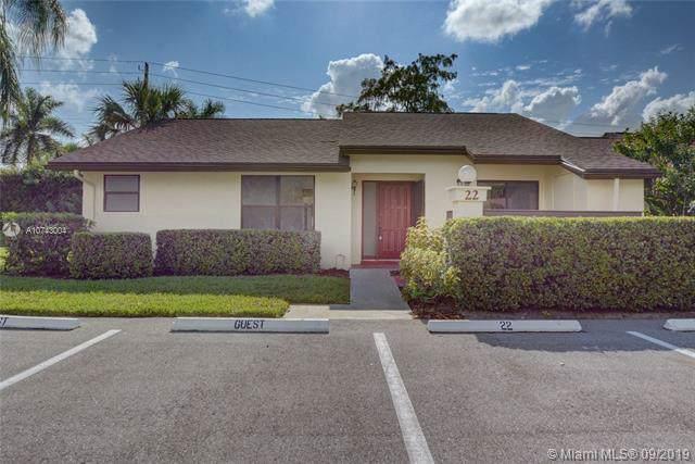 22 Black Birch Ct #0, Royal Palm Beach, FL 33411 (MLS #A10743004) :: Carole Smith Real Estate Team