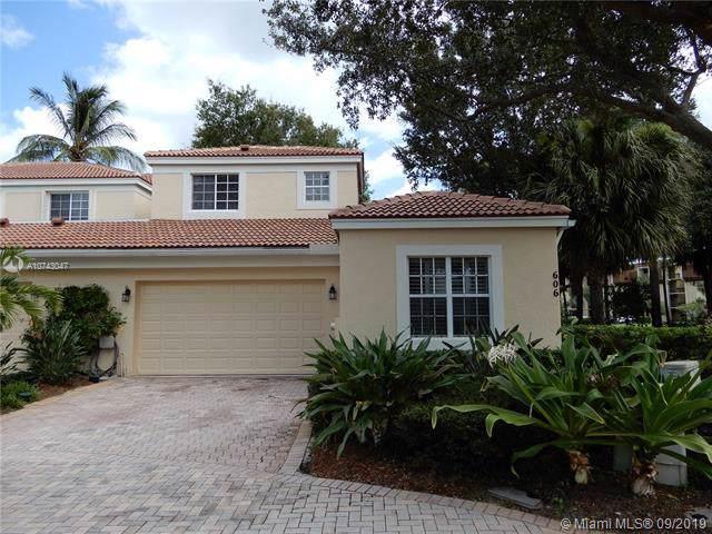 606 Commons Ln, Palm Beach Gardens, FL 33418 (MLS #A10743047) :: Carole Smith Real Estate Team