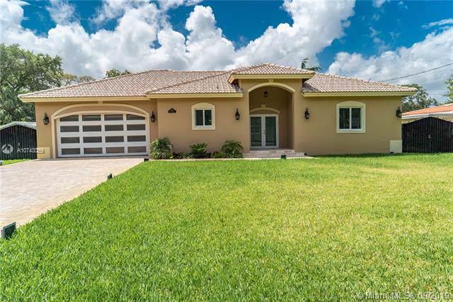 11804 NE 11th Ave, Biscayne Park, FL 33161 (MLS #A10743059) :: Lucido Global