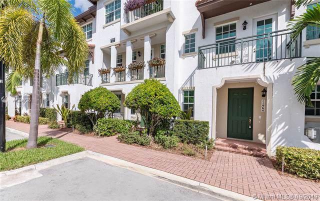 11964 SW 27 COURT #11964, Miramar, FL 33025 (MLS #A10743078) :: Grove Properties